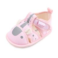 宝宝凉鞋学步夏季婴儿鞋女宝宝鞋子男宝宝鞋透气布鞋