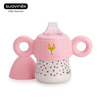 硅胶鸭嘴杯 婴儿学饮杯 4个月以上宝宝水杯