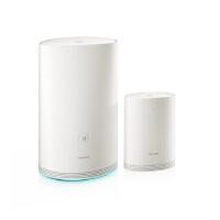 华为(HUAWEI) 子母路由器Q2 全千兆 高速WiFi覆盖 母路由1拖1 无线路由器穿墙强