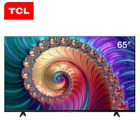 TCL 65L8 65英寸智能�W�j液晶平板���C4K超高清 HDR 智慧屏 8K解�a 全面屏 WIFI 智能�Z音 60