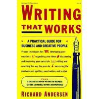 【预订】Writing That Works: A Practical Guide for Business