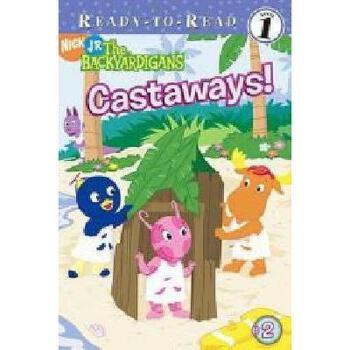 【预订】Castaways! 美国库房发货,通常付款后3-5周到货!