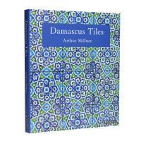 【预订】Damascus Tiles: Mamluk and Ottoman Architectural Cerami