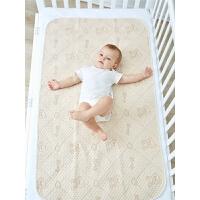 宝宝夏季大号棉 婴儿隔尿垫透气可洗薄大号儿童