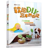 【新书店正版】软陶DIY高手养成记曾智康9787518407569中国轻工业出版社