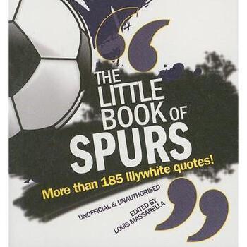 【预订】The Little Book of Spurs 美国库房发货,通常付款后3-5周到货!