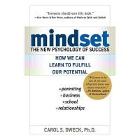 【预订】Mindset The New Psychology of Success
