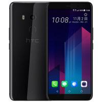 【当当自营】HTC U11+ 6GB+128GB 全网通 极镜黑 全面屏 移动联通电信4G手机