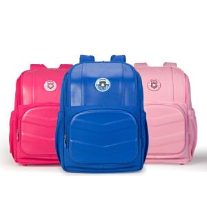 【每满100减50】卡拉羊书包1-3-4-6年级小学生男女儿童小孩双肩包背包低年级防水抗污耐磨面料CX2716