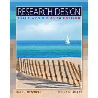 【预订】Research Design Explained