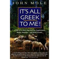 【预订】It's All Greek to Me!: A Tale of a Mad Dog and an