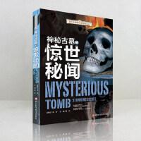 神秘古墓的惊世秘闻 青少年小学生科普读物 不带拼音青 少年神奇科学探秘手记