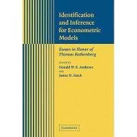 【预订】Identification and Inference for Econometric Models: