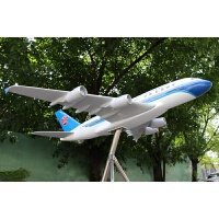 120cm原型机空客A380大型飞机模型客机模型南方航空1.2米静态摆件品质定制新品