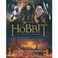 The Hobbit: the Battle of the Five Armies - Visual Companio