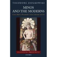 【预订】Minos and the Moderns: Cretan Myth in
