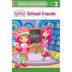 【预订】Strawberry Shortcake: School Friends