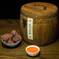 普洱茶熟茶散茶醇香茶�~�Y盒500g