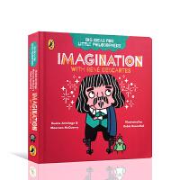 【全店300减100】英文原版进口Big Ideas for Little Philosophers: Imaginat