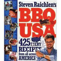 【预订】BBQ USA: 425 Fiery Recipes from All Across America