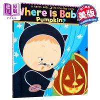 【中商原版】卡伦卡茨 南瓜在哪里? 英文原版 Baby's Pumpkin?