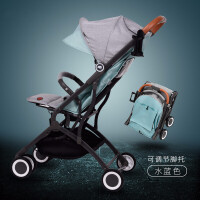 婴儿推车超轻便携式折叠小可坐躺迷你简易宝宝幼儿童口袋伞车VOVO