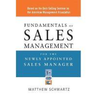 【预订】Fundamentals of Sales Management for the Newly