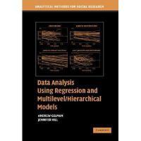 【预订】Data Analysis Using Regression and