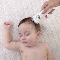 婴幼儿童推剪子充电式剃头发家用 婴儿理发器静音宝宝剃头刀