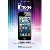 【预订】The Iphone Book: Covers Iphone 5, Iphone 4s, and