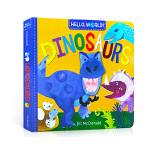 Hello World! Dinosaurs 你好,世界系列绘本 英文原版 恐龙 幼儿科普百科启蒙 纸板书