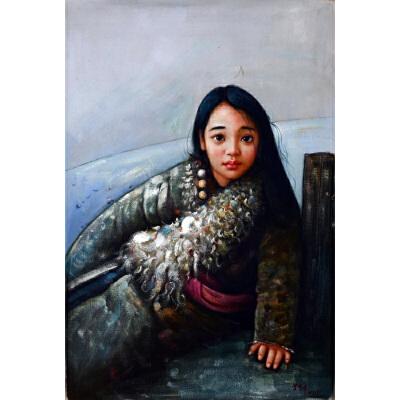 Y319艾轩西藏少女