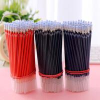 子弹头针管头笔芯 30支装 拍2单送6支笔+笔袋