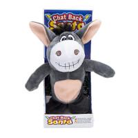 驴打滚智能版学话宝宝声音毛绒玩具会说话的毛驴搞怪创意大号益智 20厘米-29厘米