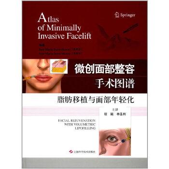 微创面部整容手术图谱 脂肪移植与面部年轻化