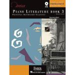 【预订】Piano Literature - Book 3: Developing Artist