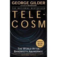 【预订】Telecosm: The World After Bandwidth Abundance