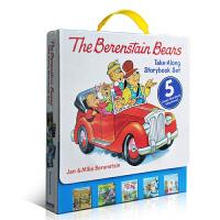 英文原版绘本 5册 The Berenstain Bears Take-Along Storybook: tooth