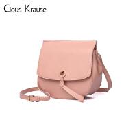 Clous Krause CK女包潮流简约时尚单肩包欧美风休闲斜挎包