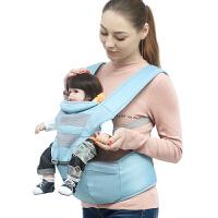 婴儿背带腰凳前横抱式小孩儿童抱带宝宝抱娃单坐凳