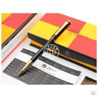 毕加索PS-988精英纯黑金夹宝珠笔丨签字笔