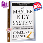 【中商原版】*钥匙系统:吸引力法则指南 英文原版 The Master Key System: Your Step-B