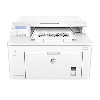 惠普M227D黑白激光打印机一体机自动双面办公打印复印扫描三合一