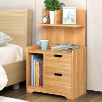 门扉 书柜 床头柜简约现代小柜子迷你收纳柜简易床头储物柜经济型