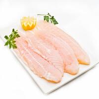 速鲜 越南进口巴沙鱼柳1kg 2-4片 袋装龙利鱼块片新鲜冷冻海鲜鱼肉水产品