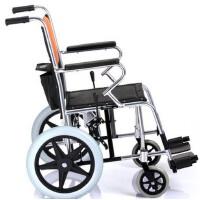 鱼跃轮椅车铝合金可折叠轻便H056 家用轮椅 方便快捷 适合老人孕妇适用 外观简单大方 铝合金车架 更多优惠搜索【好药