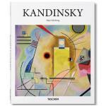 康定斯基 KANDINSKY 抽象派绘画作品精选 抽象大师 画册 画集 塔森 艺术书籍