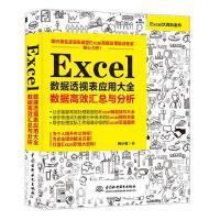 Excel数据透视表应用大全:数据高效汇总与分析