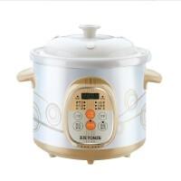 【3L慢炖】天际煮粥宝白瓷迷小型电炖锅 养生煲汤熬bb粥全自动4-5人