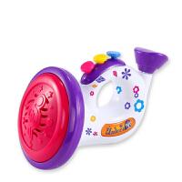 小马宝莉幼婴儿玩具新生儿电动声光大号喇叭启蒙益智音乐宝宝玩具